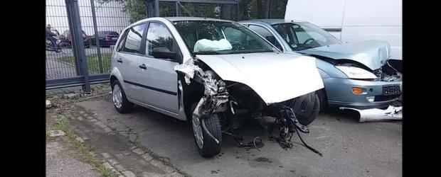 Ultima compilatie cu accidente auto ne da multe de gandit...