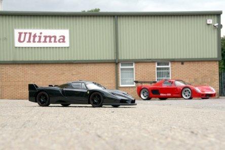 Ultima GTR 720 - Ultimul record pe pista Top Gear