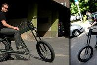 Ultima moda! Chopper-ul cu pedale