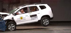 Ultima ora: Euro NCAP a testat noua Dacia Duster. Cat de sigura este masina de la Mioveni