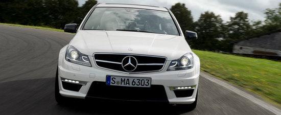 Ultima Ora: Noul Mercedes C63 AMG ni se arata din nou!