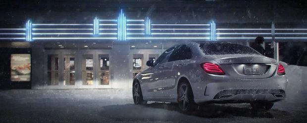 Ultima reclama Mercedes-Benz se joaca cu sentimentele noastre in prag de Sarbatori