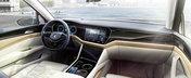 Ultimele zvonuri despre noul Volkswagen Touareg: motor V8 twin-turbodiesel si ecran curbat de 28 de inch