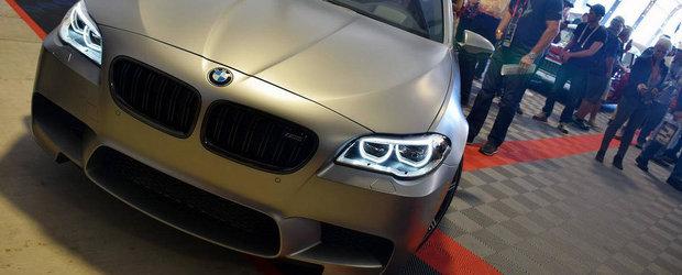Ultimul BMW M5 '30 Jahre M5', vandut pentru o suma greu de imaginat