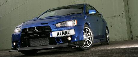 Ultimul exemplar a fost produs anul trecut. ISTORIA COMPLETA a modelului Mitsubishi Lancer Evolution
