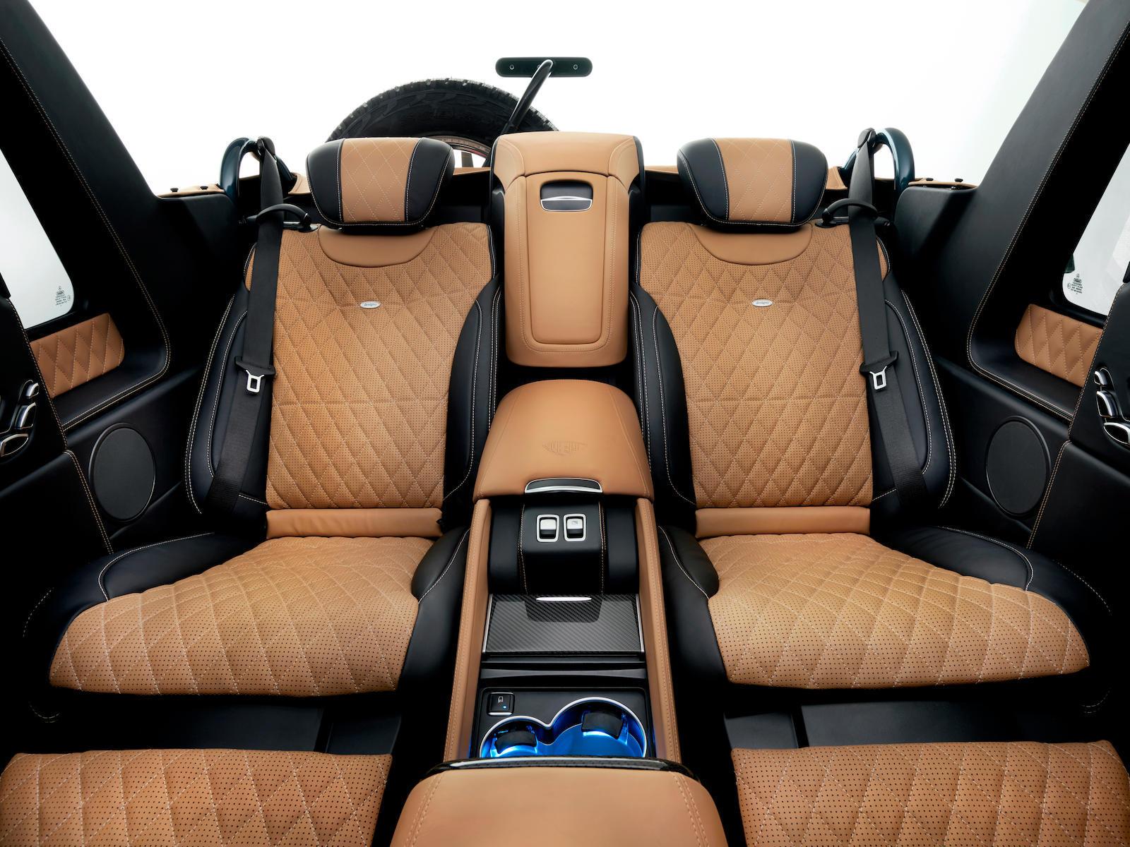 Ultimul Maybach G650 Landaulet - Ultimul Maybach G650 Landaulet