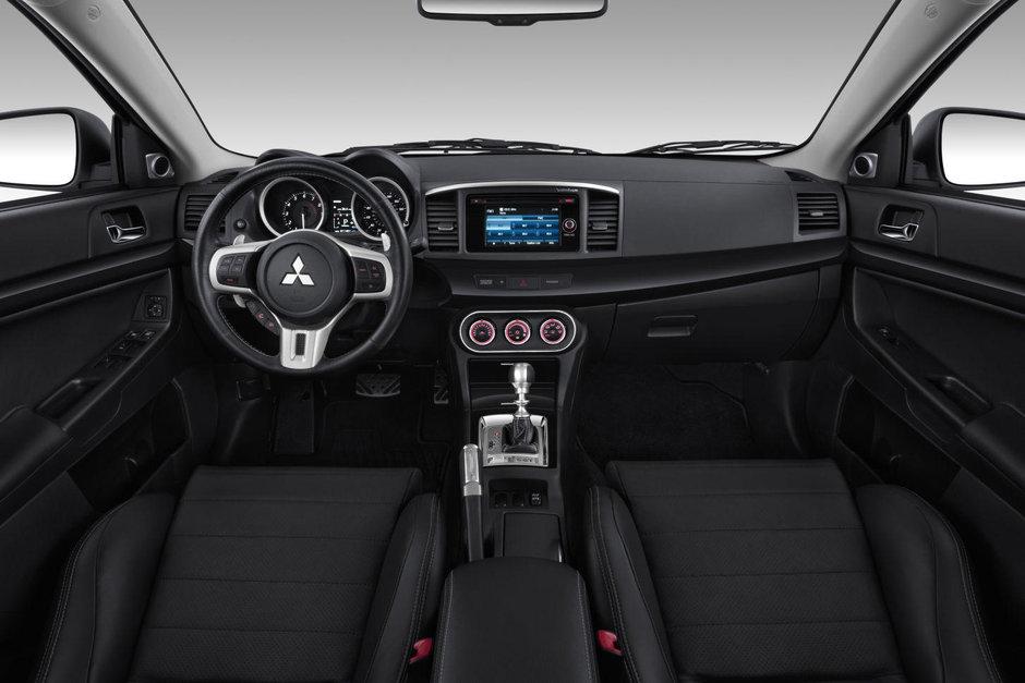 Ultimul Mitsubishi Lancer EVO construit