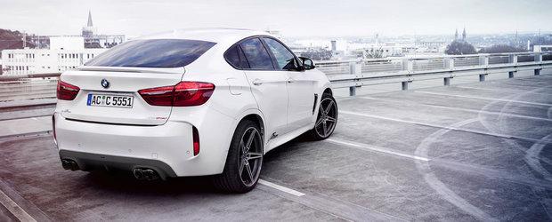 Ultimul proiect de tuning de la AC Schnitzer include un BMW X6 M si 650 CP