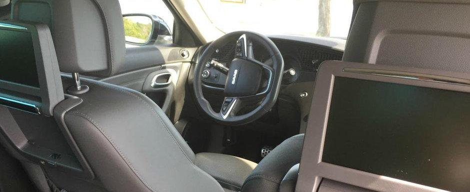 Ultimul Saab construit vreodata e de vanzare. Are tractiune integrala si motor bi-turbodiesel