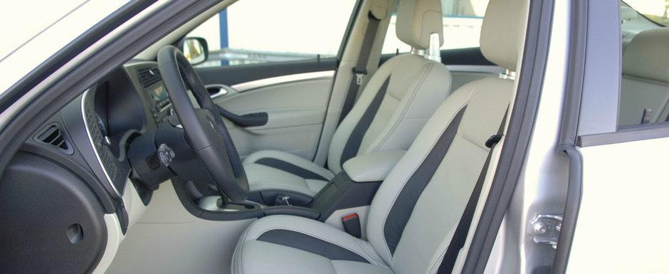 Ultimul Saab fabricat vreodata iese la licitatie. Cum arata automobilul din 2014. POZE REALE