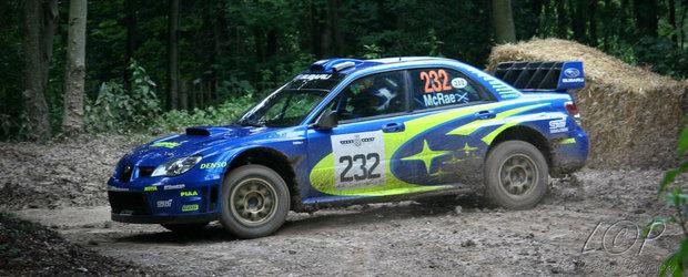 Ultimul Subaru condus de pilotul Colin McRae poate fi cumparat de oricine
