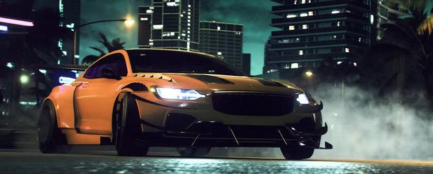 Ultimul TRAILER inaintea lansarii oficiale. Need For Speed Heat se vrea a fi cel mai tare joc din celebra serie