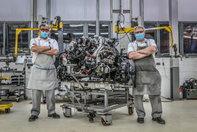 Ultimul V8 de 6.75 liri de la Bentley