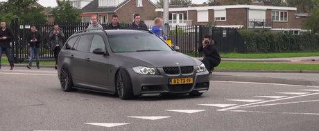 Umbla vorba ca BMW-ul ASTA ar ascunde peste 800 CP sub capota