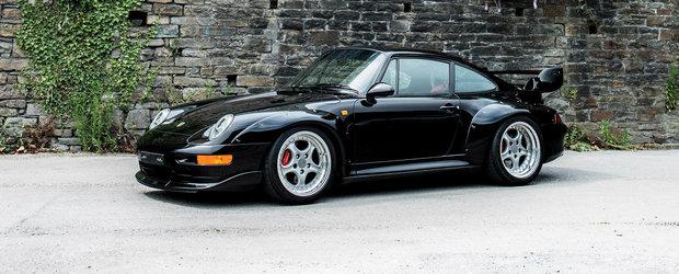 Un 911 GT2 din epoca de glorie Porsche s-a vandut cu peste 1 milion de dolari. Care-i povestea lui
