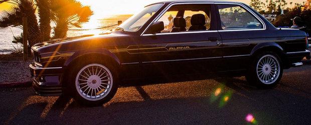 Un Alpina B6 E30 e de vanzare pentru 62.000 dolari. Merita sau nu?
