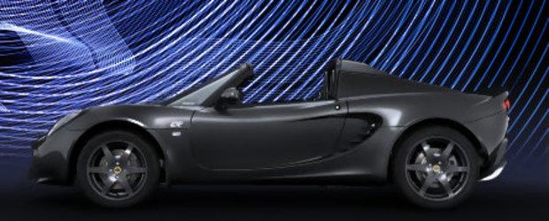 Un alt Lotus special: Elise Club Racer