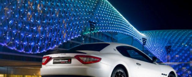 Un alt Maserati special - GranTurismo S MC Sport Line