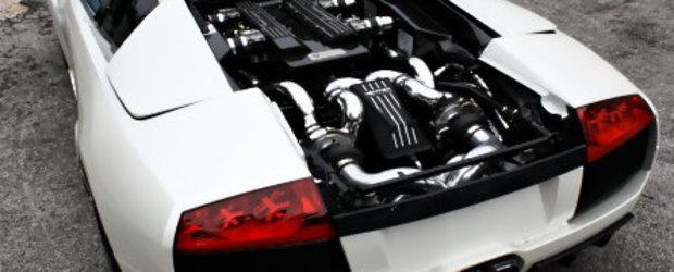 Un alt taur furios de la Heffner: Murcielago Twin-Turbo de 1.100 CP