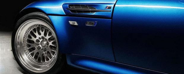 Un altfel de tuning: BMW Z3 cu motor V8 de 5.7 litri