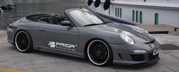 Un altfel de tuning - De la Porsche 996 la Porsche 997!