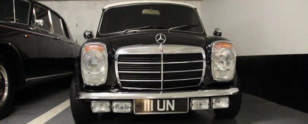 Un altfel de tuning: Mini-ul care se crede... Mercedes-Benz