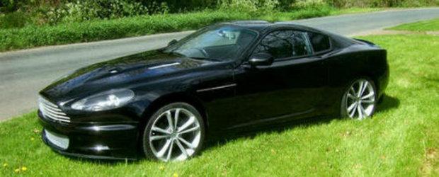 Un altfel de tuning: O Toyota Supra transformata intr-un Aston Martin DBS