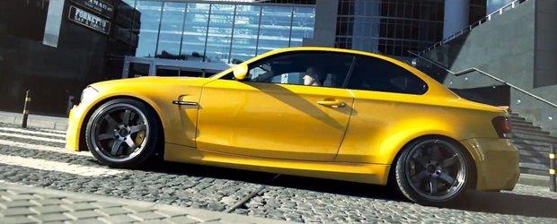 Un BMW 140i din Rusia este probabil cel mai reusit Seria 1