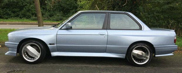 Un BMW 316 din Marea Britanie se crede M3. FOTO ca sa te convingi si singur