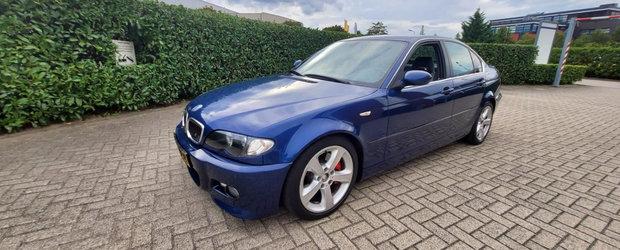 Un BMW 330d cu 518 CP si 1000 Nm e de vanzare pentru 9950 de euro. Merita banii?