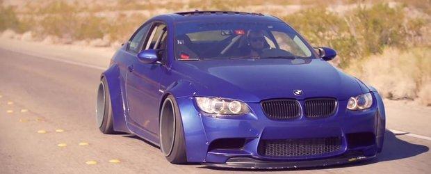 Un BMW 335i cu air ride ne arata ce inseamna tuningul de calitate