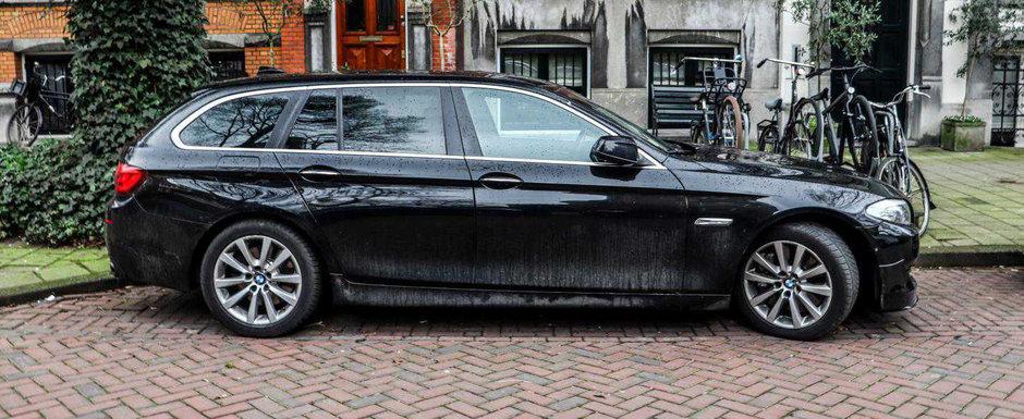Un BMW cu 507 cai si exteriorul aparent stock e sleeper-ul perfect. POZE REALE