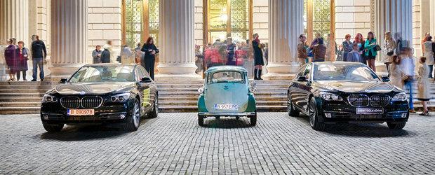 Un BMW Isetta, invitat 'de colectie' la festivalul SoNoRo