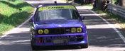 Un BMW M3 din Norvegia are motor de 1300 CP si merge de-a latu' in orice treapta de viteza. VIDEO