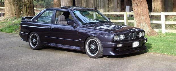 Un BMW M3 Evo II isi cauta o noua casa. Cat te va costa exemplarul bavarez