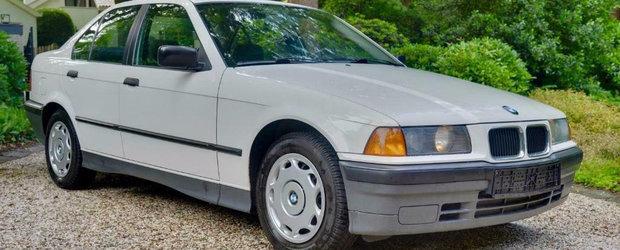Un BMW Seria 3 cu doar 44.000 de kilometri la bord e de vanzare in Olanda, dar merita banii pe care ii cere actualul proprietar?