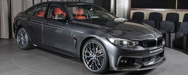 Un BMW Seria 4 de-a dreptul Mdelicios. GALERIE FOTO