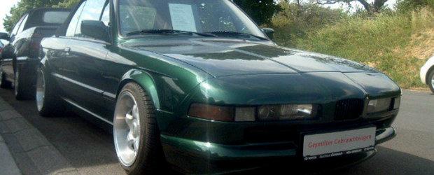 Un BMW ursulet care viseaza sa fie un Seria 8 cand va fi mare