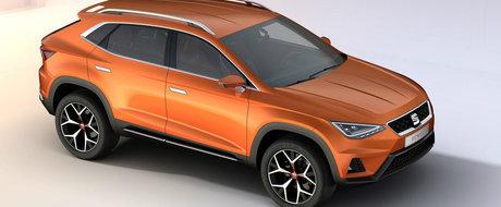 Un BMW X6 pentru toate buzunarele. SEAT anunta lansarea celui mai ieftin SUV Coupe de pe piata
