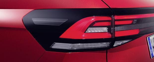 Un BMW X6 pentru toate buzunarele: Volkswagen lanseaza SUV-ul Coupe pe care si-l permite oricine