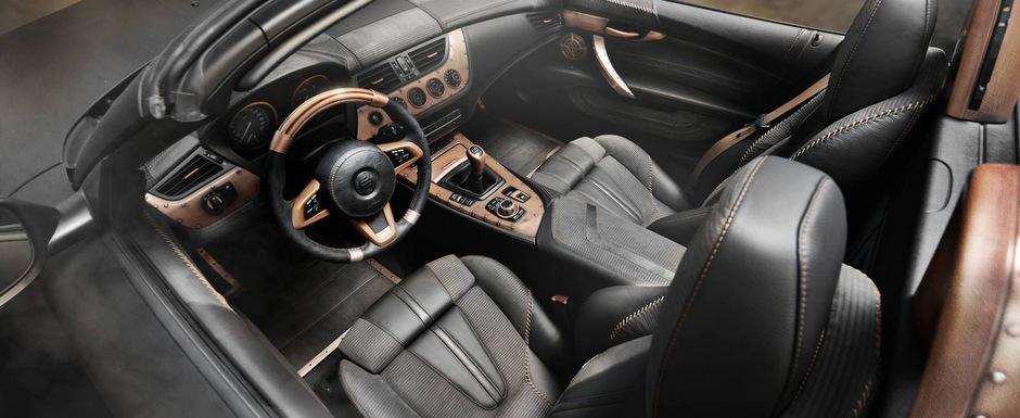 Un BMW Z4 pentru Mad Max, de la Carlex Design