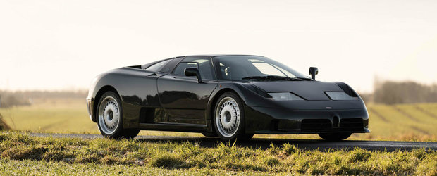 Un Bugatti care trebuie sa faca parte din colectia oricarui impatimit. Asta daca are 1 milion de dolari