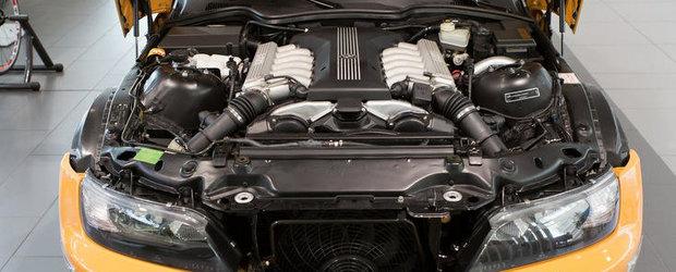 Un concept nebunesc: BMW Z3 cu motor V12