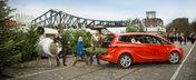 Un Craciun fericit cu modelele spatioase si flexibile de la Opel