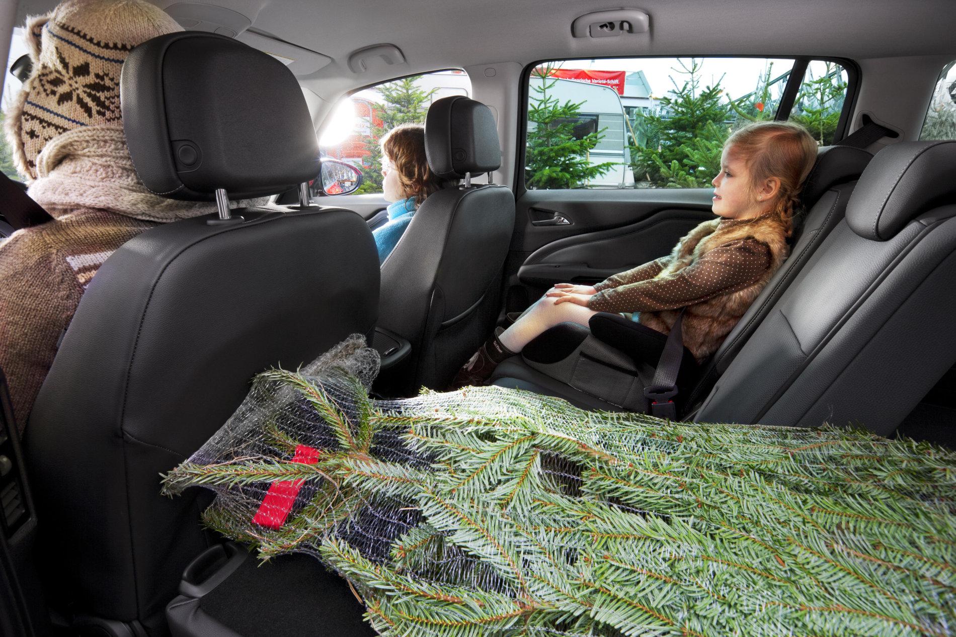 Un Craciun fericit cu modelele spatioase si flexibile de la Opel - Un Craciun fericit cu modelele spatioase si flexibile de la Opel