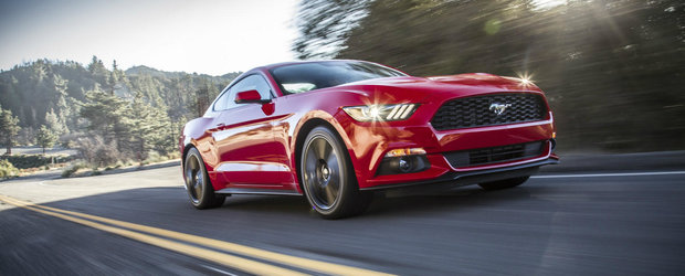 Un dealer american vinde masini de 550 CP cu numai 32.995 dolari