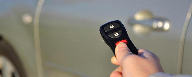 Un dispozitiv de 30 de dolari deschide orice masina fara cheie