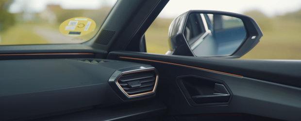 Un fel de Golf GTI, dar cu 300 de cai sub capota. Fa cunostinta cu hot-hatch-ul suprem de la SEAT!