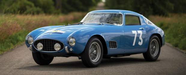 Un Ferrari 250 GT Berlinetta Competizione e scos la licitatie. Cat costa?