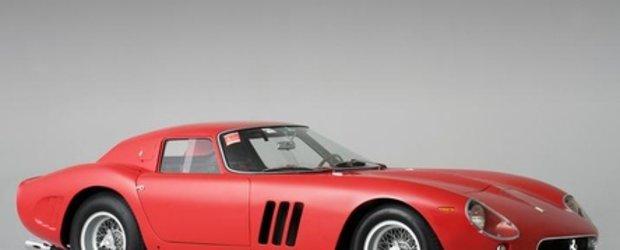 Un Ferrari 250 GTO (a fost) de vanzare!